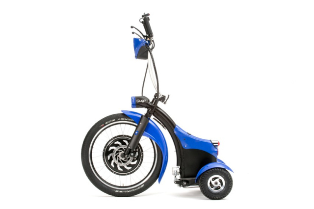 Qugo electric bike
