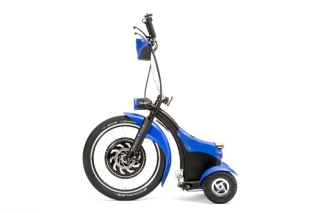 Qugo electric bike