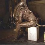 An Alien taking a break
