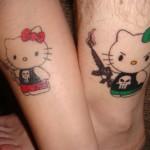 Badass Hello Kitty