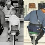 Cop Kid Diner