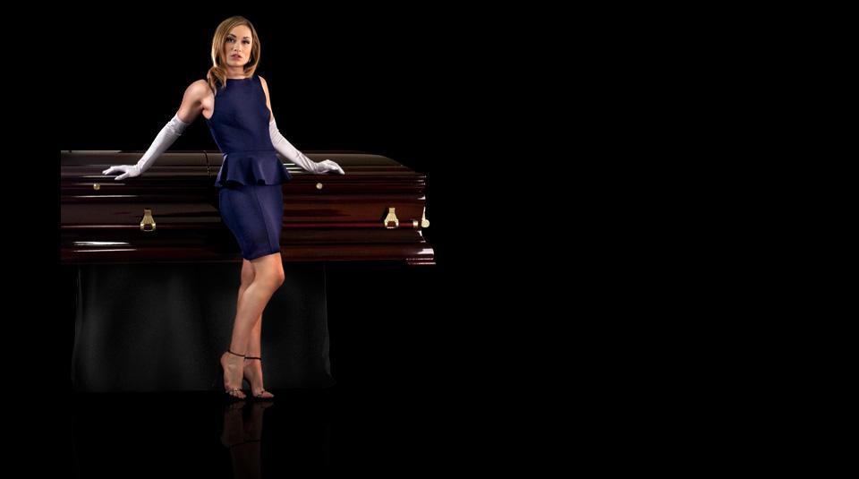 Custom Coffin