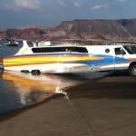 Custom Truck Boat