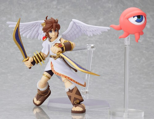 Kid Icarus Uprising Pit figma image 3