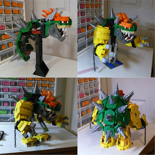 Mecha Bowser by Zane Houston image 3
