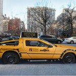 Nooka NYC DeLorean Taxi