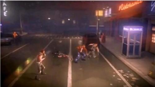 Streets of Rage prototype image 2