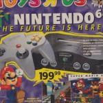 Toyr R Us 1996 videogame ad image 2