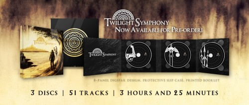 Twilight Symphony cd box art image 1