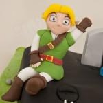 Zelda Ocarina of Time Cake 2