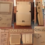 cardboard game boy color by MaboroshiTira image 3