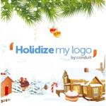 customized christmas ornaments holidize my logo copy