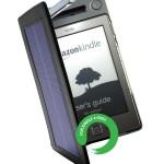 Amazon Kindle 4 Solar Charger