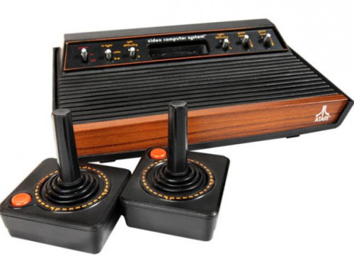 Atari 2600 Game System image