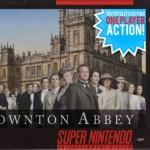 Downton Abbey Super Nintendo box image