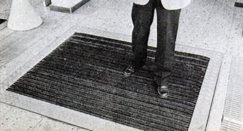 Electric Doormat