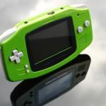 Green Game Boy Advance by Zoki64 image