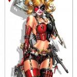 Harley Quinn Deadpool