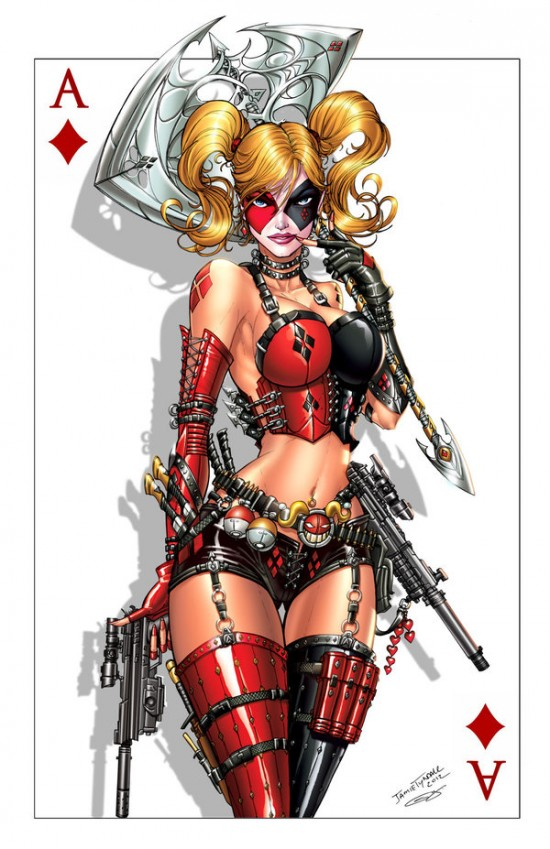 Harley Quinn Deadpool