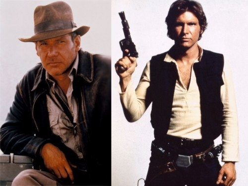 Indiana Jones Han Solo
