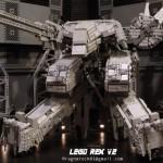 LEGO Metal Gear Solid REX V.2 modeled by ragnarock01 image 1