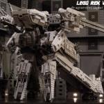 LEGO Metal Gear Solid REX V.2 modeled by ragnarock01 image 3