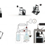 Laboratory Espresso Machine 2