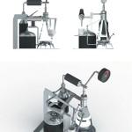 Laboratory Espresso Machine 3