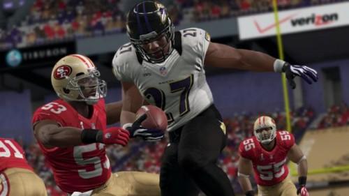 Madden NFL 13 Super Bowl XLVII image