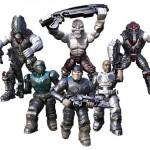 Meccano Gears of War Judgment 2