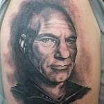Picard Tattoo