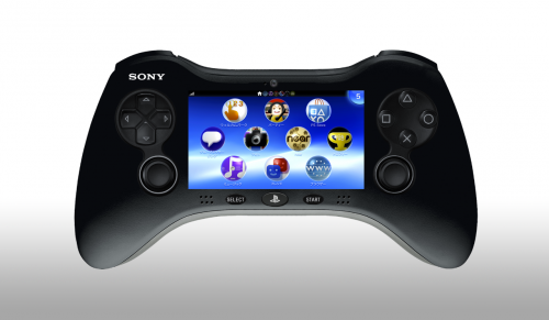 DualShock 4 gamepad concept by neptunes image