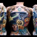 Spock & Things Tattoo