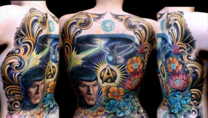 Spock & Things Tattoo
