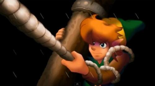 The Legend of Zelda Links Awakening Animated by Chris Cross header image