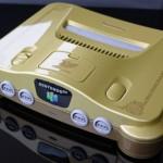 Zelda Nintendo 64 gold console by Zoki64 image