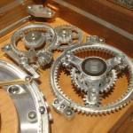 jewelry box lock mechanism