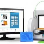 3D cube printer 2