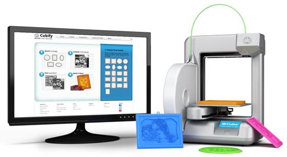 3D cube printer