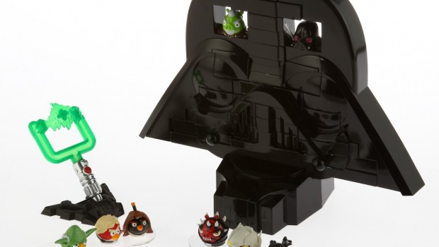 Angry Birds Rise of Vader Game