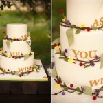 As you wish cake