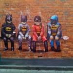 Batmen Graffiti