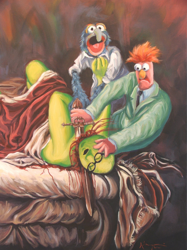 Beaker Slaying Honeydew