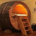 Beer Barrel Bedroom