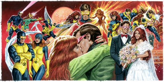 Cyclops & Jean Grey