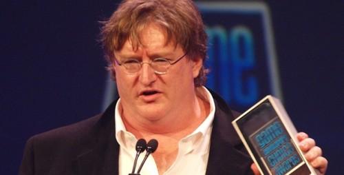 Gabe Newell image