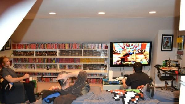 Gaming LIbrary