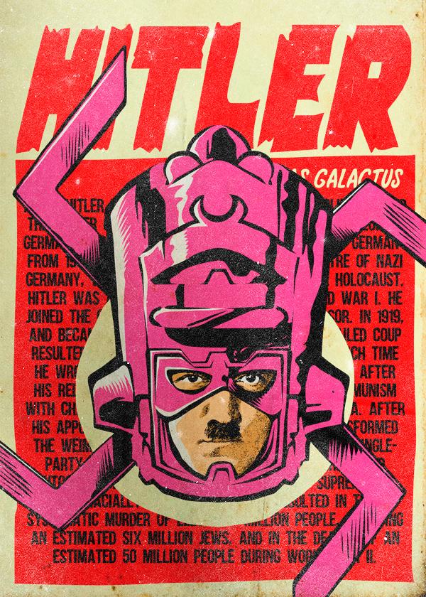 Hitler Galactus