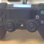 PlayStation 4 controller prototype image