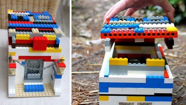 Lego Mouse Trap 1